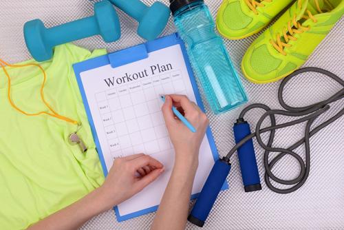 Top Fitness Goals