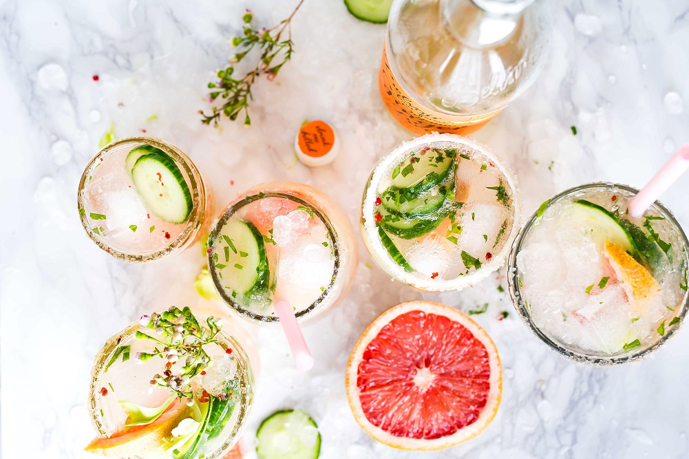 Delicious Summer Spritzers